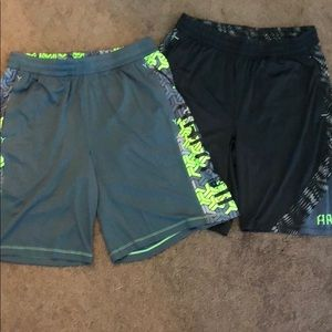UA heatgear Loose Fit Shorts (2)